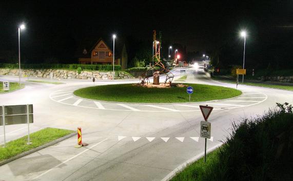 """""""Street"""" - technische LED Straßenleuchte   Technical LED Street Light"""